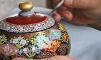 Kashmiri Handicrafts Kashmir Travels