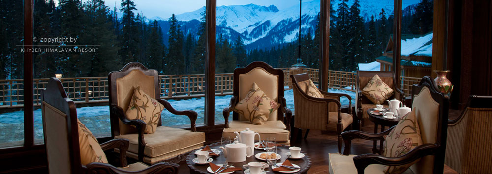 hyber Himalayan Resort