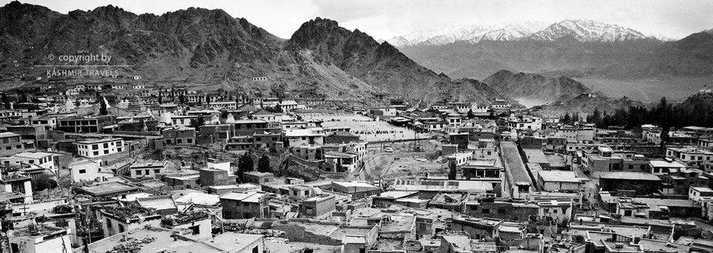 City of Leh Ladakh
