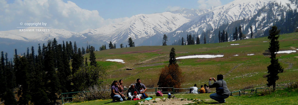 Mountains of Kashmir